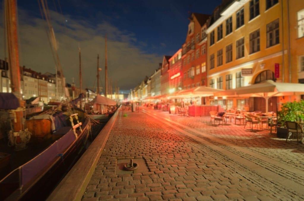 Stripper jobs in Denmark.